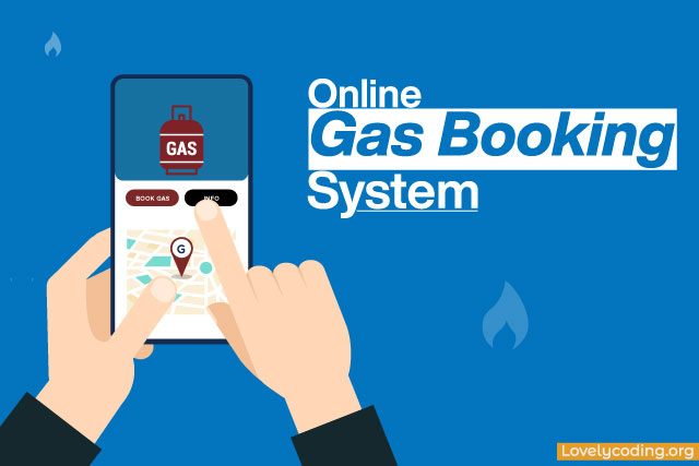 Online Gas Booking System