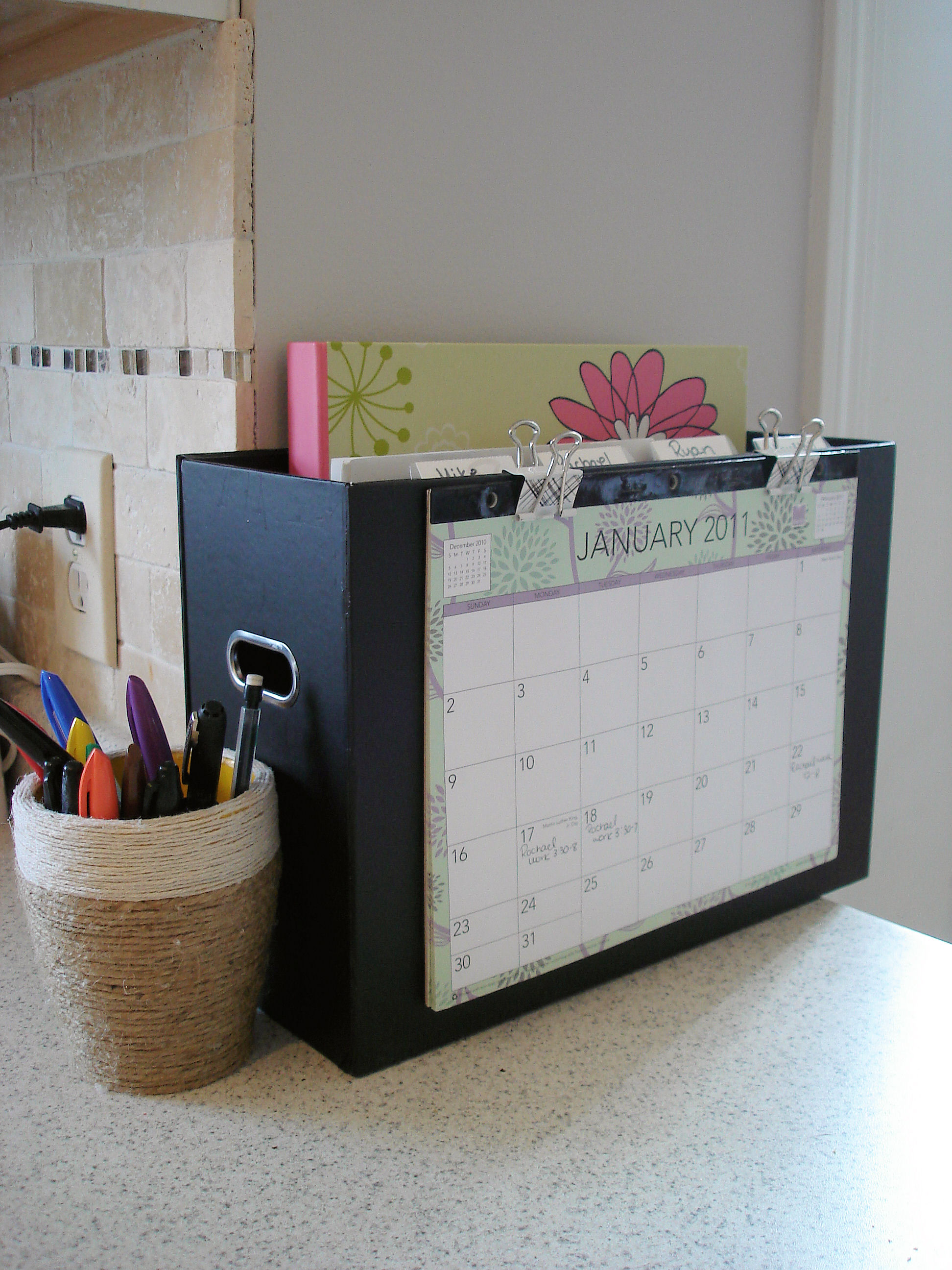 kitchen counter mail organizer 187 new year new organization 6634