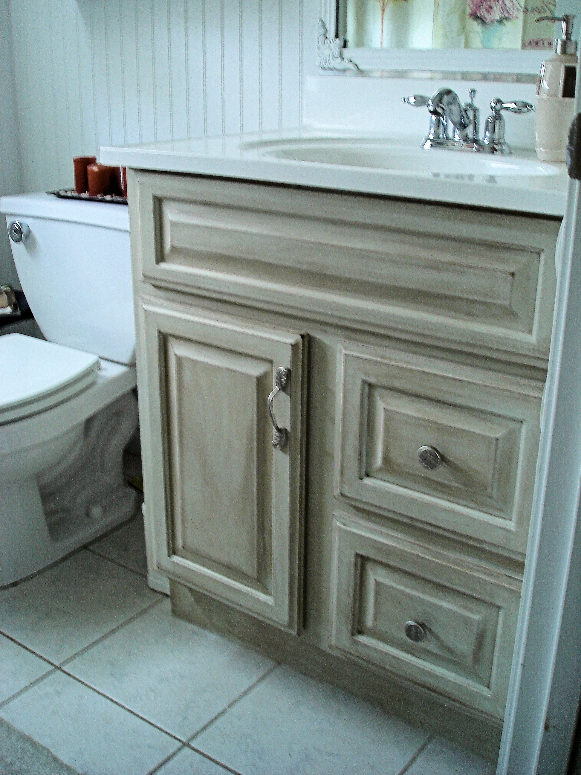 187 Bathroom Vanity Remix