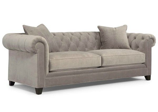 martha stewart sofa saybridge review very large back cushions | home co