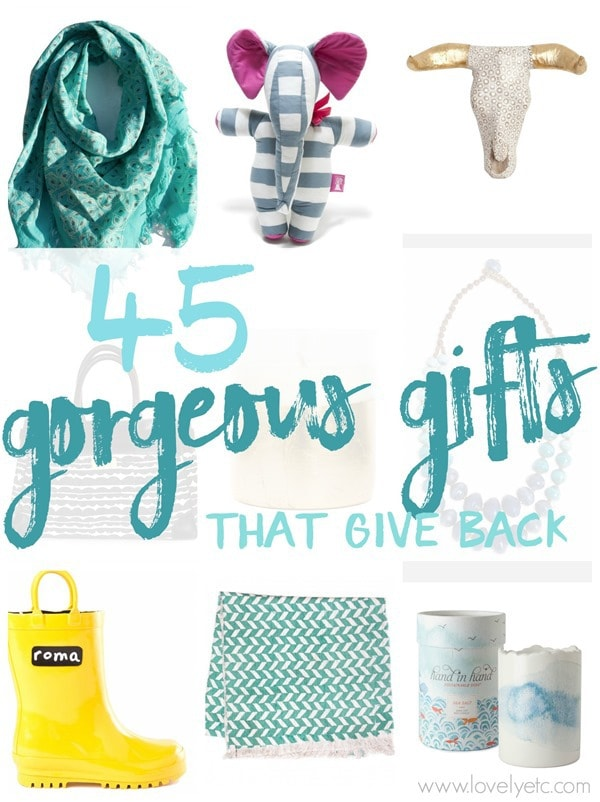 45 gorgeous gifts that