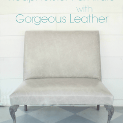 Where To Get Chairs Reupholstered Fabric Cover Dining How Reupholster Furniture With Gorgeous Leather Lovely Etc