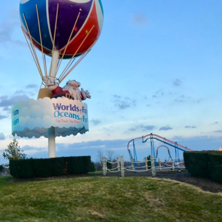 WinterFest at Worlds of Fun Sparkles With Holiday Cheer