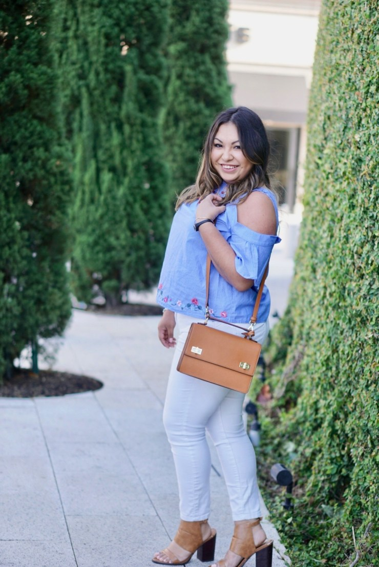 highland village, houston, ootd, fashion, outfit, spring outfit, spring look