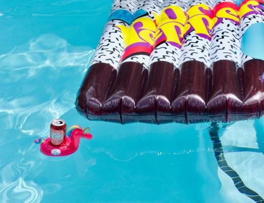 sponsored, dr pepper, dr pepper summer, summer guide, summer pool party, pool party, summer party