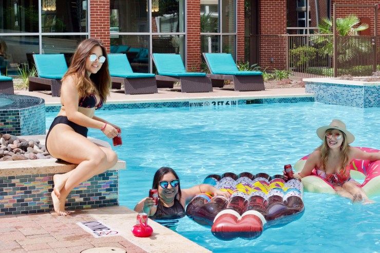 summer party guide, summer party, summer with dr pepper, fun summer party