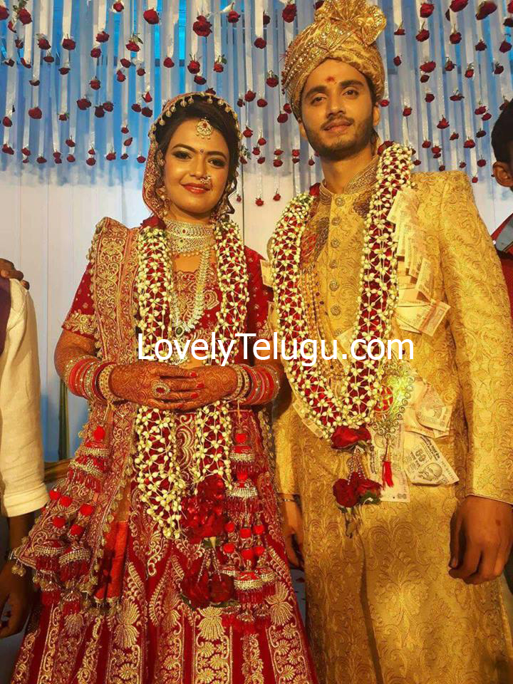 America Ammayi Serial Actress Marina Abraham Wedding Photos Lovely Telugu