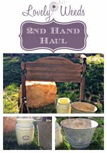 2nd Hand Haul #4