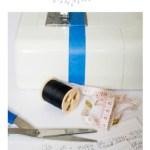How to learn how to sew, from someone who just did! {www.lovelyweeds.com}
