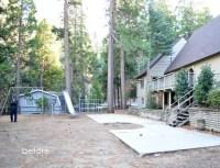 Lake House Exterior Roof Addition // New Veranda | ...love ...
