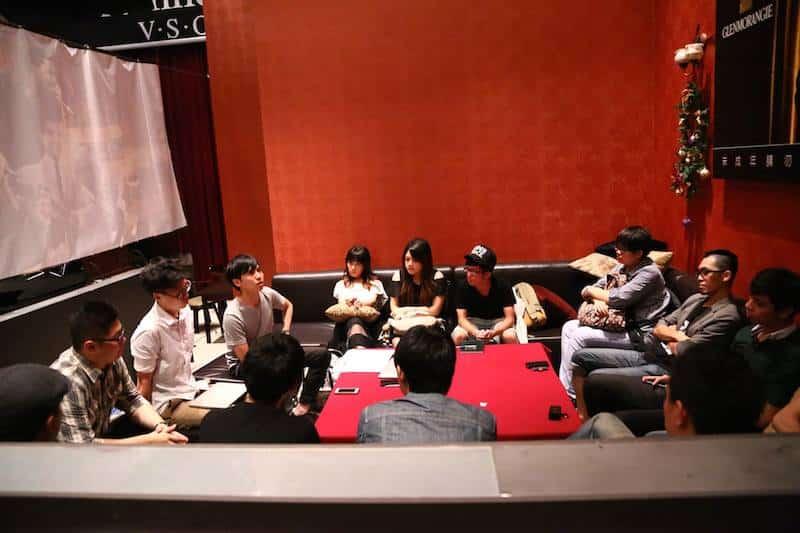 白鴿子劇團第一次社團說明會