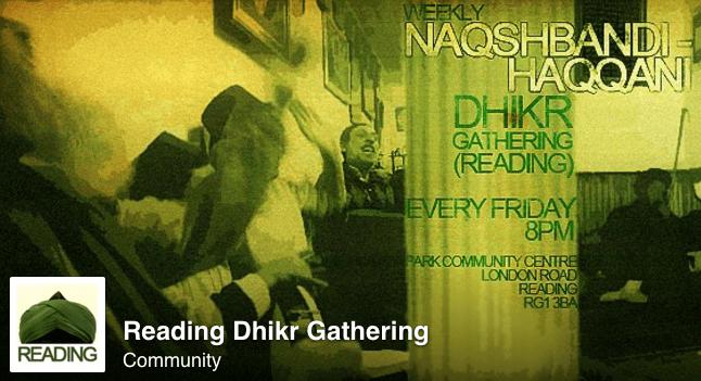 Naqshbandi Reading Zikr-4th March 2016