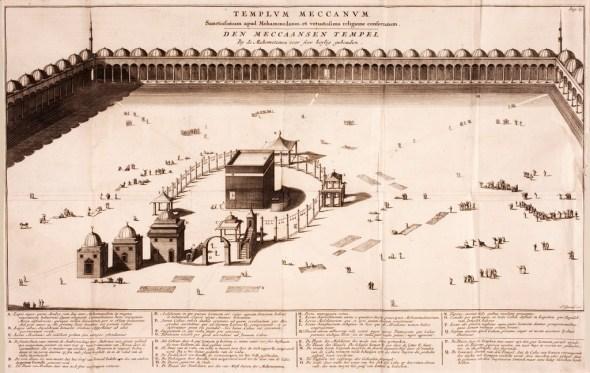 Mecca 1778 - Jan Goree