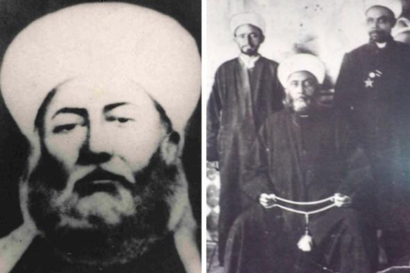 Sheikh Sharaffudin ad-Dagestani (KS)