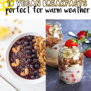 10 breakfasts perfect for warm weather