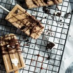 vegan mocha cookies and cream popsicles (fruit-sweetened!) | love me, feed me