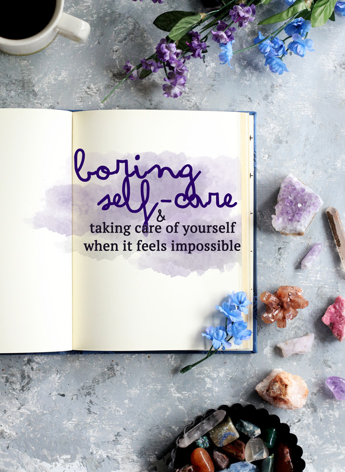 boring-self-care