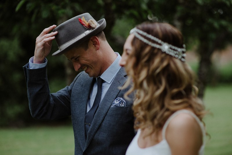 Vintage Wedding Dresses Kitchener: A Relaxed, Outdoor, Humanist Ceremony For A Handmade
