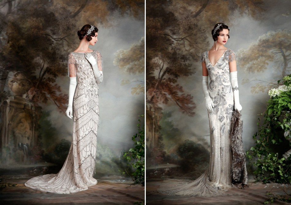 Elegant Art Deco Inspired Wedding