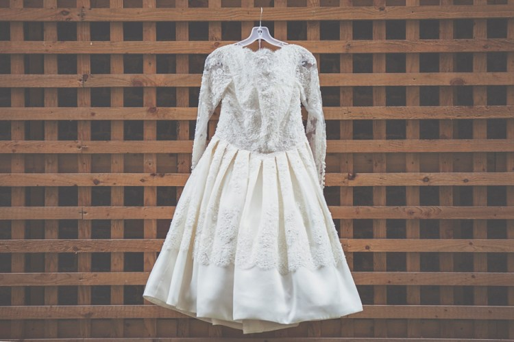 A 50′s Style Full Circle Dress For A Fun And Quirky London