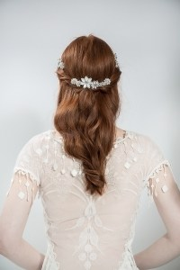 Wedding Hair Accessories In London | Fade Haircut