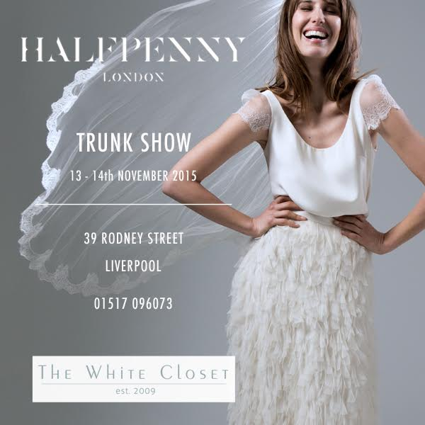 Halfpenny London Designer Day At The White Closet