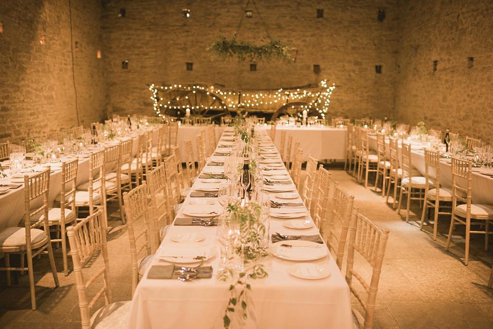 Elegant French Countryside Wedding: An Elegant English Countryside Barn Wedding