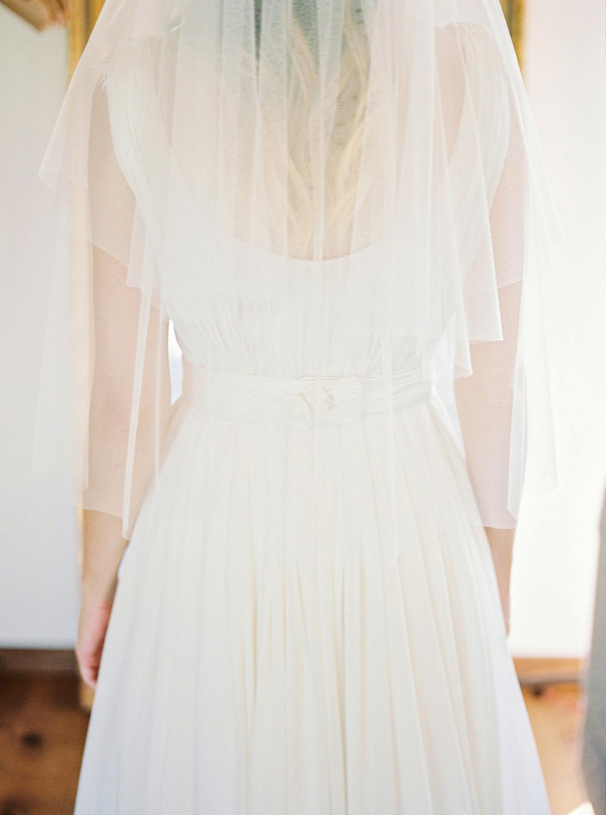 A Natural And Elegant Barefoot Bride Love My Dress UK