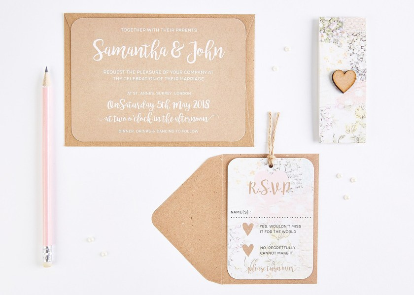 Win Your Wedding Invitations Worth 500 From The Fabulous