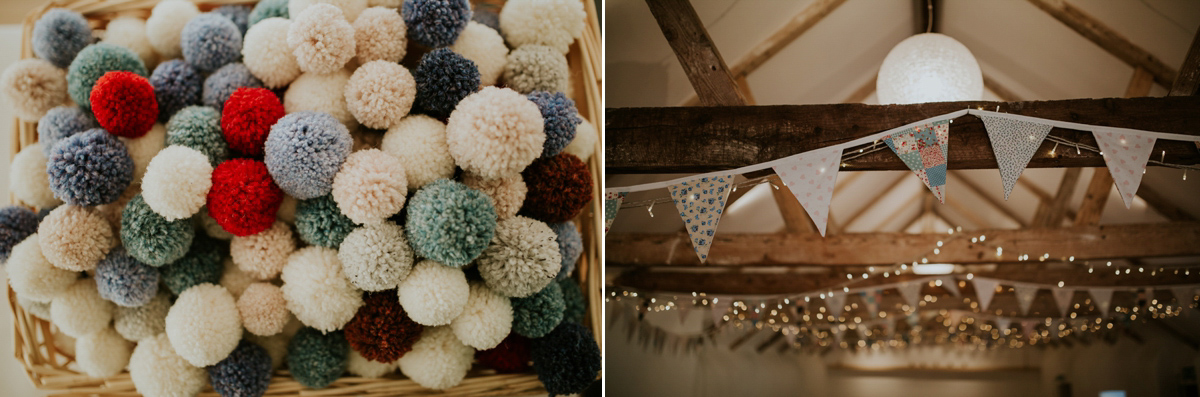 Wool And Wood For A Handmade Winter Wedding Love My