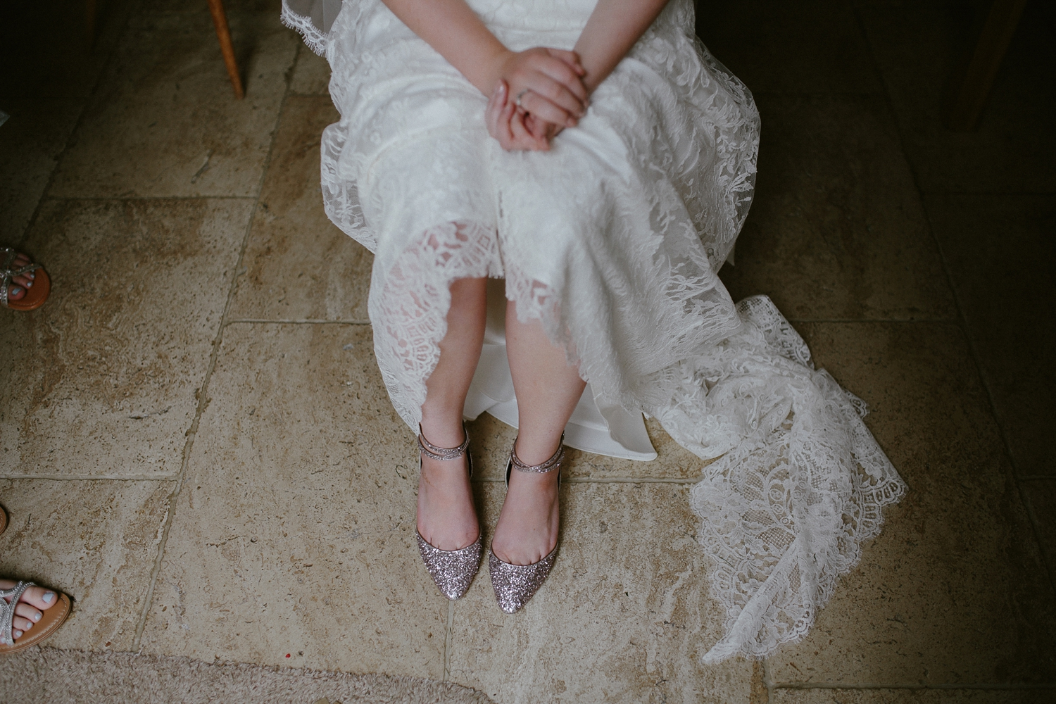 A Beautiful Halfpenny London Bride And Her