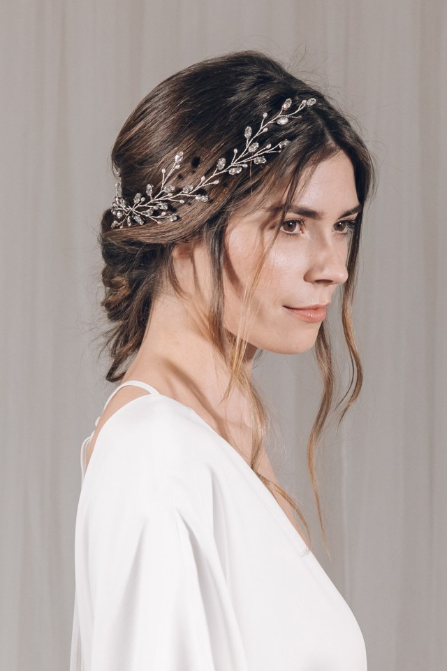 for the love of 'stardust' – the 2019 bridal hair