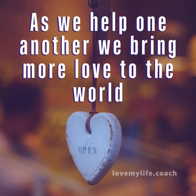 Spread Love Help the Planet