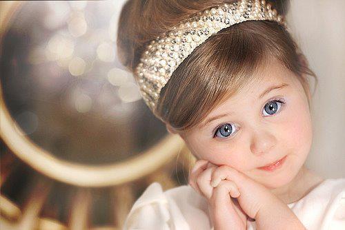 cute princess profile dp