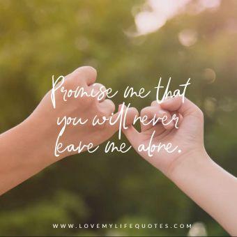 Happy Promise Day Quotes
