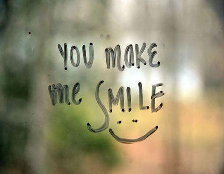 You make me smile images