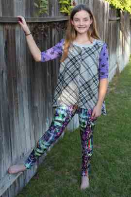 Love Notions Hazelwood Tunic & Leggin's Pattern