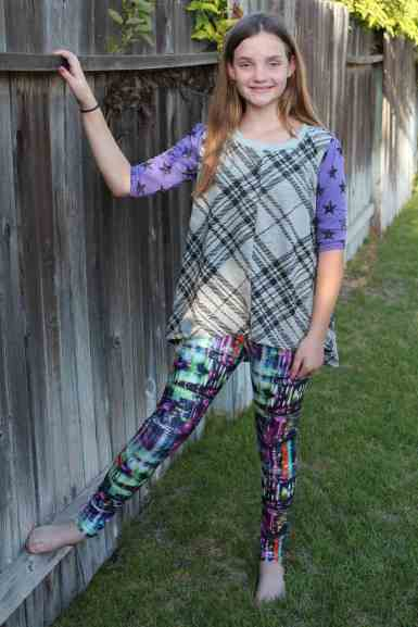 Love Notions Hazelwood Tunic & Leggin's Pattern
