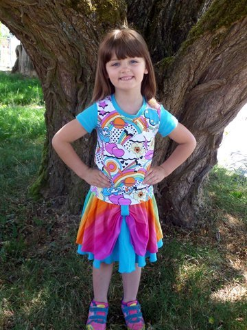 Love Notions Cartwheel Collection Pattern