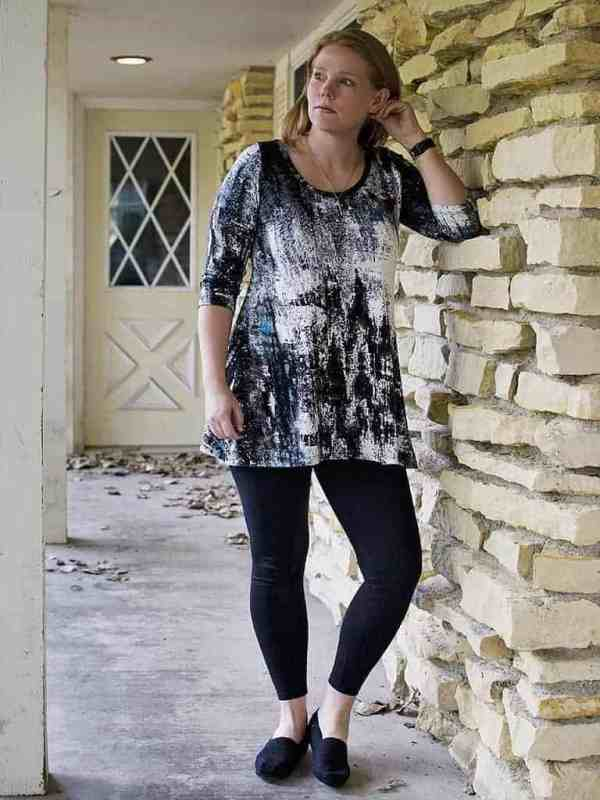Love Notions Laundry Day Tunic