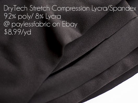 DryTech Compression Spandex