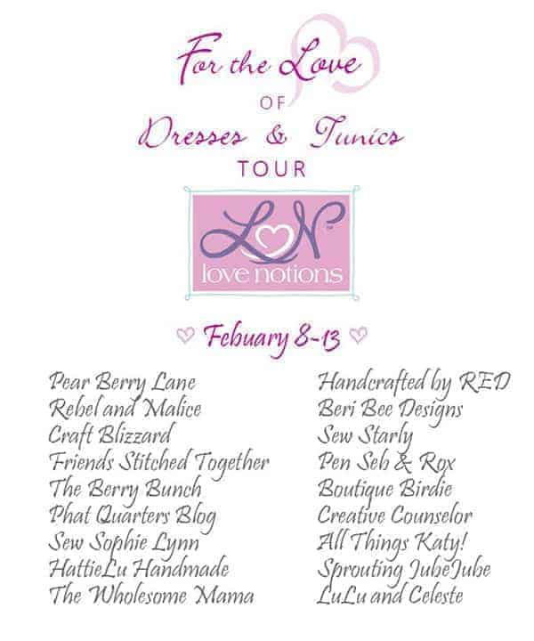 Love of Dresses and Tunics Tour