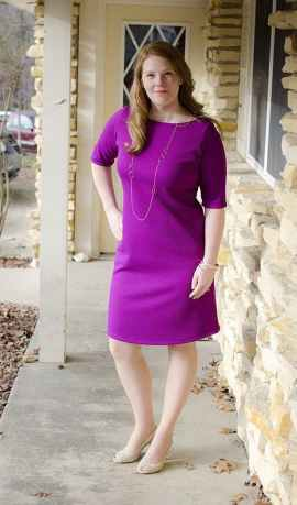 Tessa Sheath Dress
