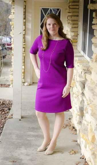Tessa Sheath Dress
