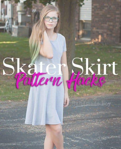 Skater skirt release freebie