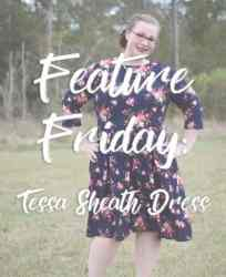 Tessa Sybil Feature Friday