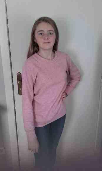 Sloane Sweater for girls