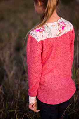 Sloane Sweater for girls