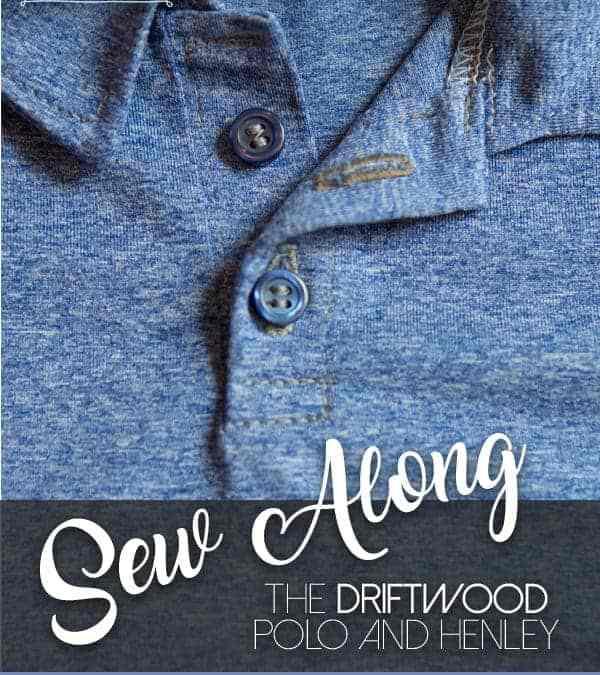 Driftwood Sew Along Day 2