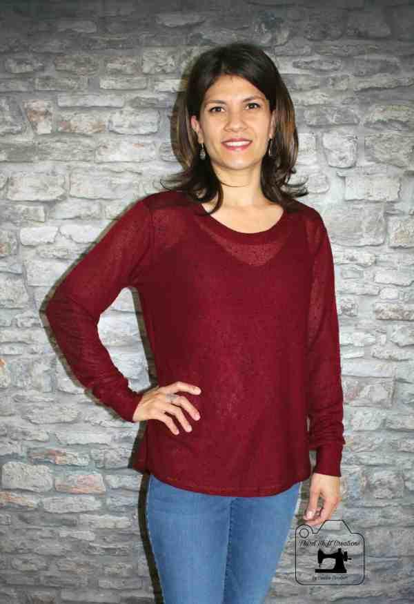 Pullover pattern